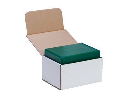 Shipping Box for Plastic Temporary Cremains Container