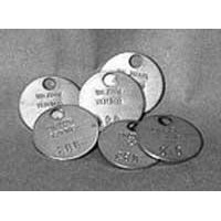 Stainless Steel ID Tag